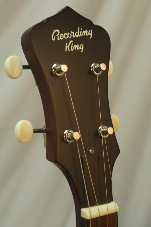 New Recording King RKH05 Dirty Thirties 5 string Banjo for Sale