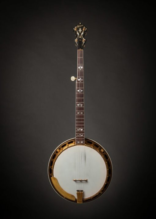 Gibson Granada 5 string Banjo owned by Wade Mainer