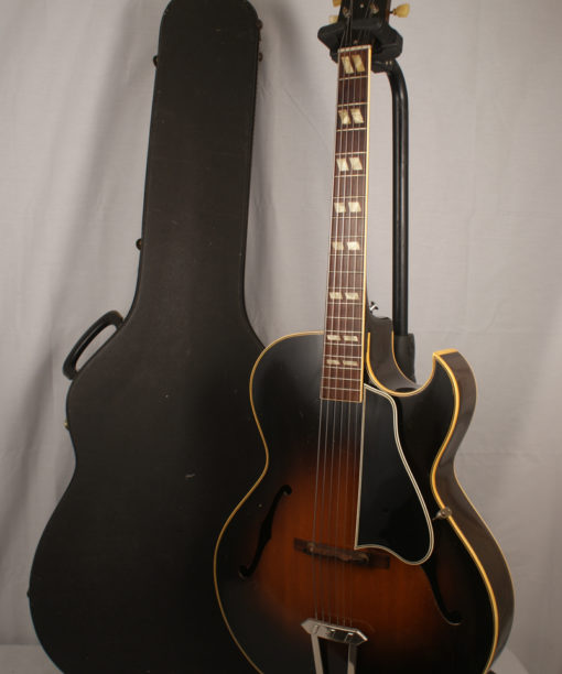 1952 Gibson L4C Acoustic Guitar with Original Case Gibson for Sale