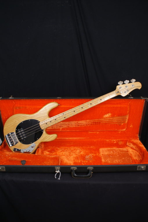 Music Man Stingray Basses