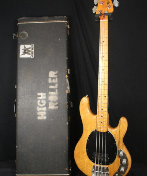 1977 Music Man Stingray Bass