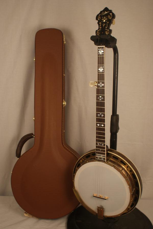 1928 Gibson Granada Archtop 5 string Conversion Banjo