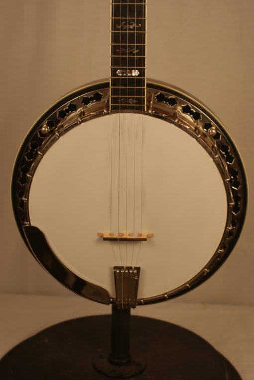 1999 Stelling Staghorn 5 string Banjo