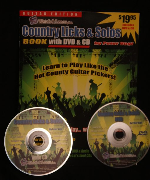 Country Licks and Solos