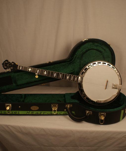 Heartland Banjo 5 string Custom Banjo Gibson Banjo for Sale