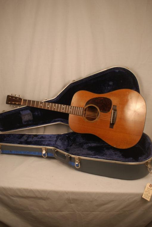 1955 Martin D18 Acoustic Guitar Vintage Martin Guitar for Sale