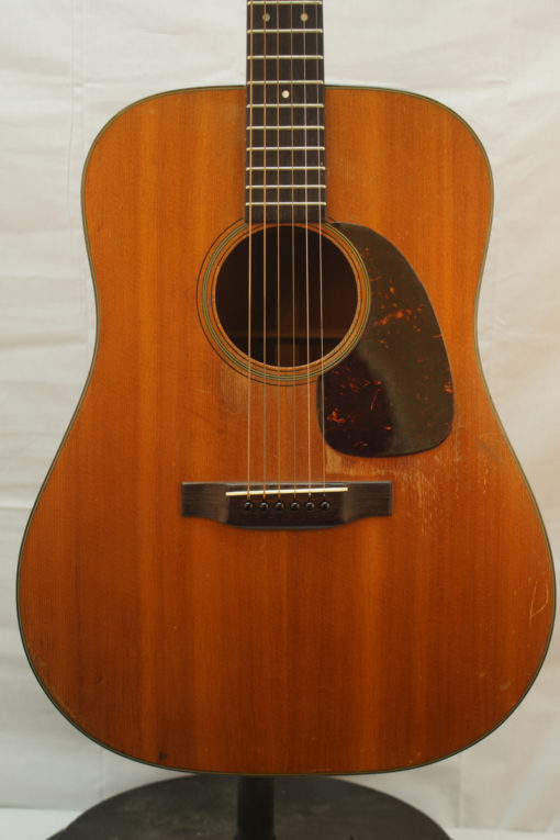 1955 Martin D18 Acoustic Guitar for Sale Martin