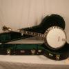 1979 Vintage Stelling Staghorn 5 string Banjo Stelling Banjo for Sale