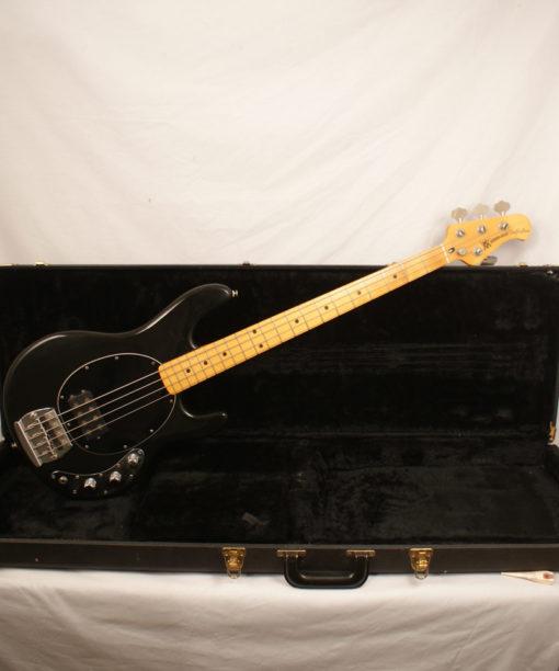 1978 Pre Ernie Ball Music Man Stingray Bass Black Pre Ernie Ball Music Man Stingray Bass for Sale