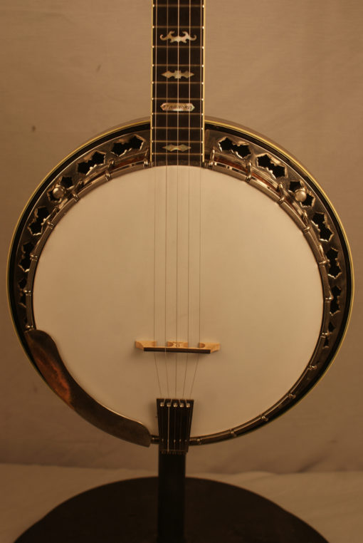 1977 Stelling Staghorn 5 string Banjo Stelling Banjo for Sale
