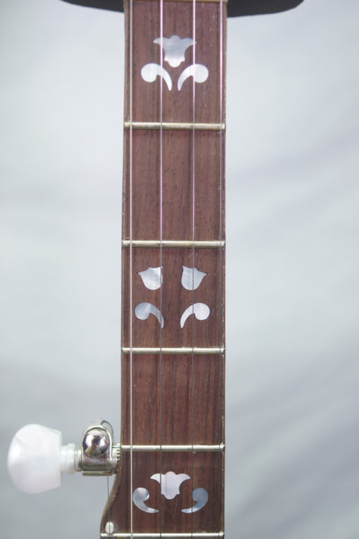 Stuart 5 string Banjo maple