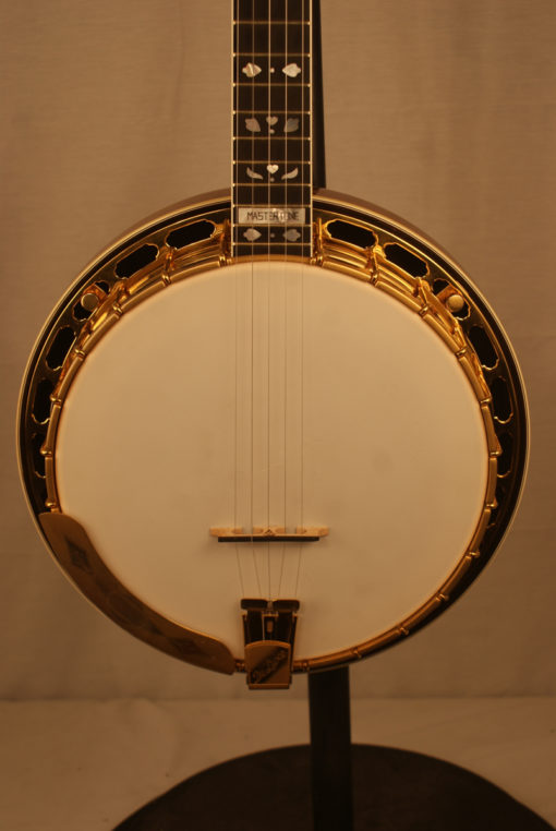 1997 Gibson Earl Scruggs Golden Deluxe 5 string Banjo Gibson Banjo for Sale