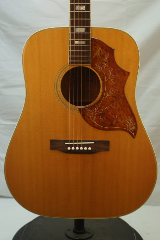 Aria Pro 2 Hummingbird Acoustic Guitar Made in Japan Acoustic Guitar for Sale