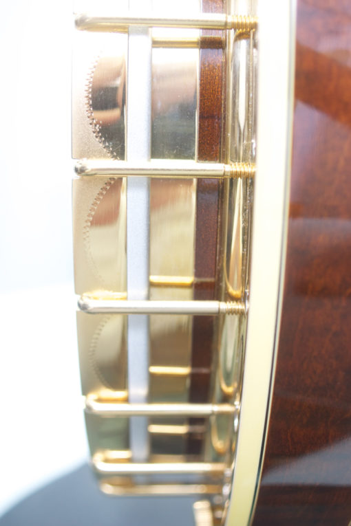 1993 Gibson Earl Scruggs Golden Deluxe 5 string Banjo Greg Rich era Gibson Banjo for Sale
