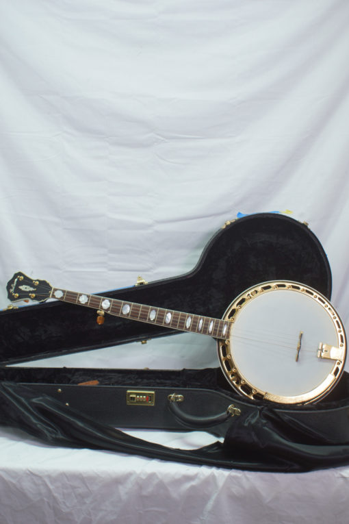2001 Gibson RB18 Top Tension 5 string Banjo for Sale