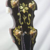 1991 Gibson Granada Plectrum Banjo with Bella Voce Carving Greg Rich era Gibson Banjo for Sale