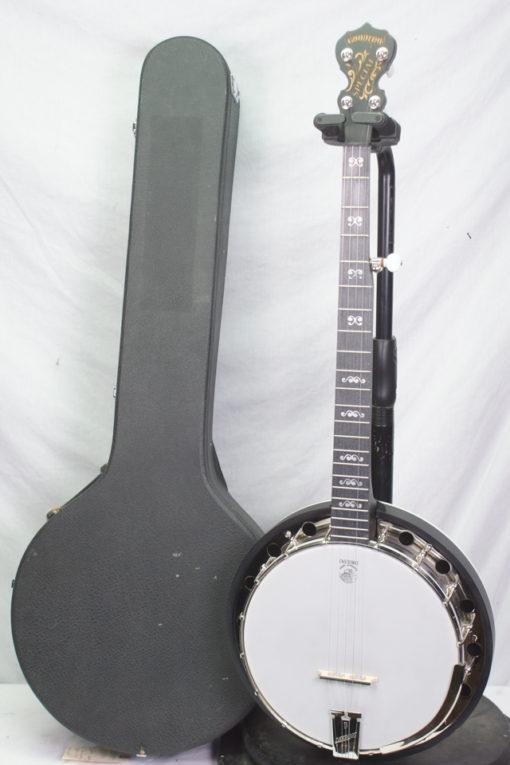 Left-Handed Banjos
