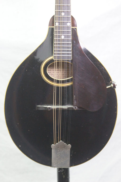 1924 Gibson Snakehead Mandolin A2 with original case for Sale 3