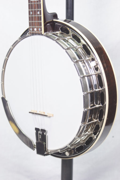 1930s Gibson Kel Kroydon Custom 5 string conversion Banjo for Sale